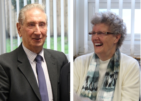 Charlie & Margaret Bowman