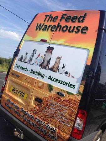 The Feedwarehouse seed company