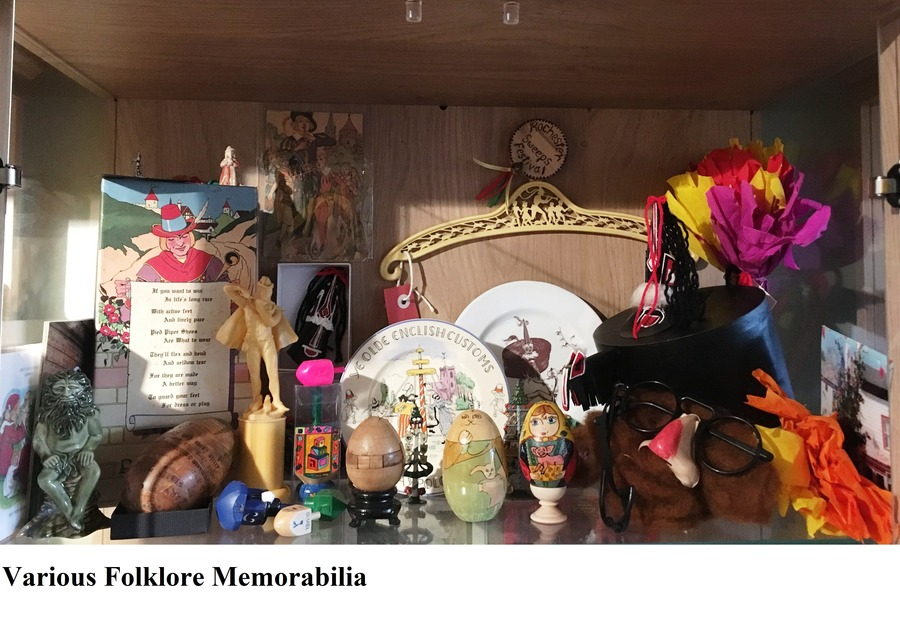 Folklore memorabilia