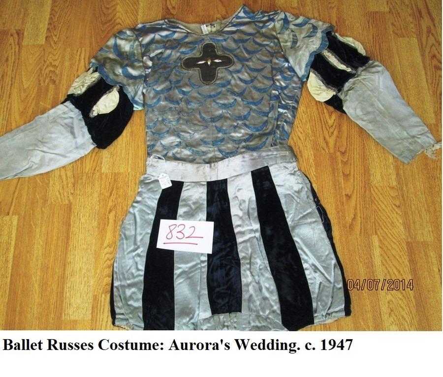 Ballet Russes. Aurora's Wedding.c1947