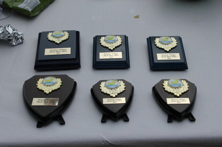 Duck Race Trophies