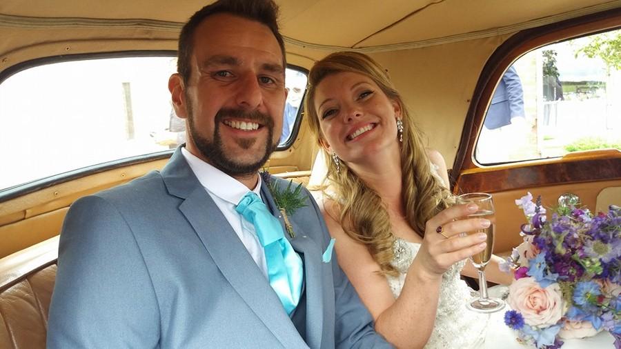 Spencer & Louise wedding 1st July 2016