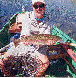 Mark Daly owner / operator, outfitter on the Missouri river