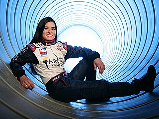 IRL Driver, Danica Patrick
