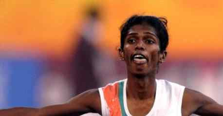 Indian Runner, Santhi Soudarajan