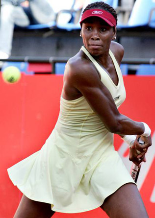 2007 Wimbledon Champ, Venus Williams