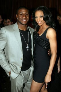 NFL Star, Reggie Bush & Pop Star Girlfriend, Ciara