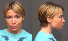 "Tracy Anderson's ""Mugshot"""