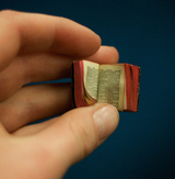 A Beautiful Miniature Book