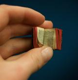 A Beautiful Miniature Book
