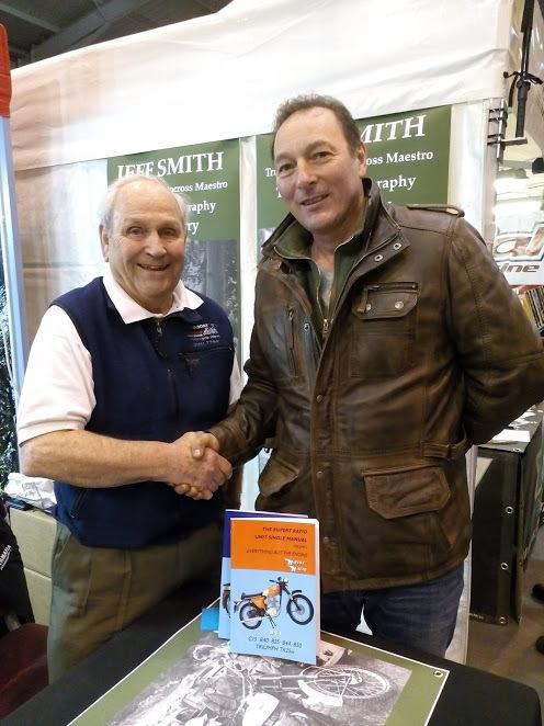 Jeff Smith meets Dave Smith
