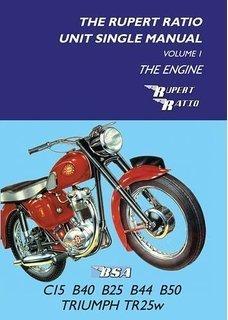 BSA Unit Single Volume 1 Rupert Ratio