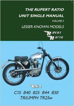 BSA Unit Single Volume 3 Rupert Ratio