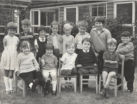 'Kevin Club' - Dovecot Primary school 1969