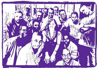 Michelle Karshan and participants and staff participants of Alternative Chance/Chans Altenativ