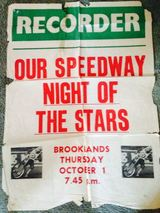 Our speedway night of the stars