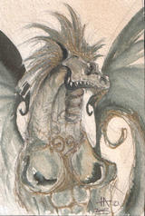 "©2003 ""Golden Dragon"" Holly Alp"