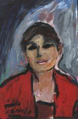 """©2004 """"Self Portrait"""" Gisele L'Epicier"""