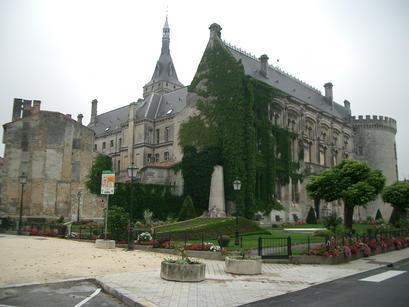 Town Hall at Angouleme