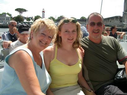 Helen, Charis & Mike