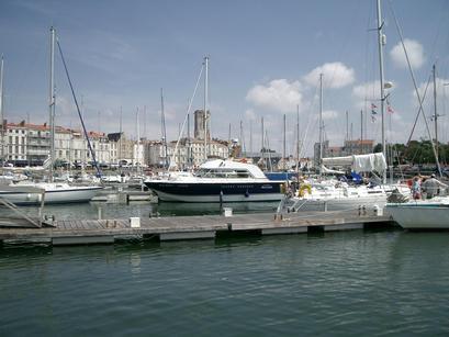 Harbour at La Rochelle