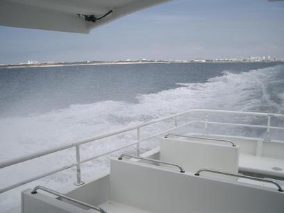 Boat at La Rochelle