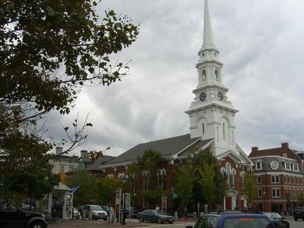 North Church, Portsmouth, New Hampshire