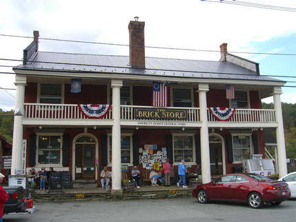 America's oldest General Store, Bath, New Hampshire