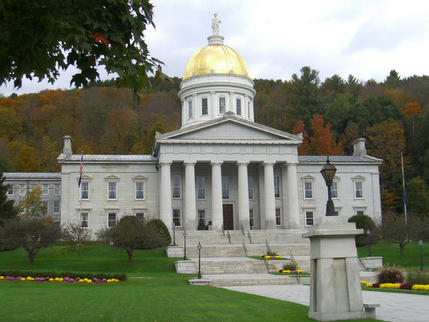 State House, Montpelier, Vermont