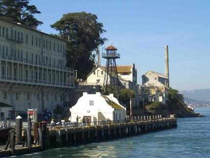 Quayside, Alcatraz