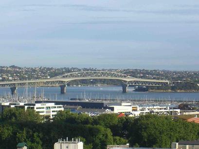 Harbour Bridge, Auckland