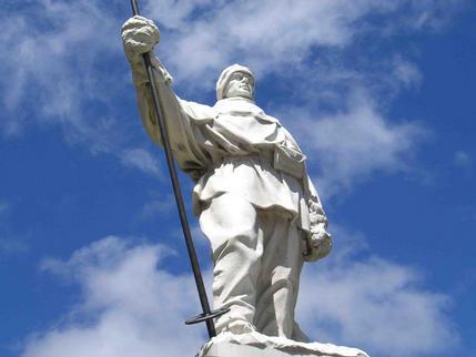 Statue of Robert Falcon Scott, Christchurch