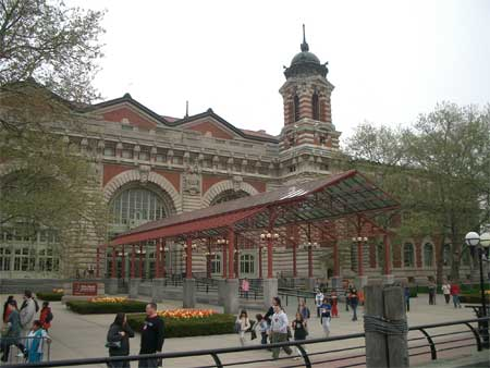 Ellis Island, NYC