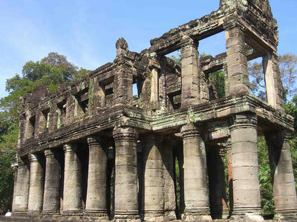 Preah Khan - University/Library