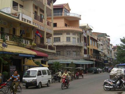 Street scene #2, Phnom Penh