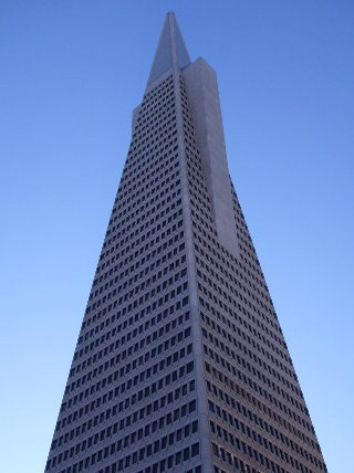 The Transamerica Pyramid, San Francisco