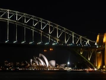 Sydney, October 2013