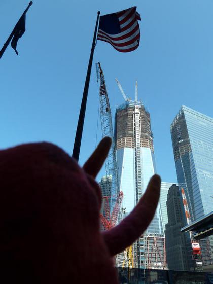 One WTC, Ground Zero, New York