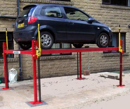 Safe  Past Car Lifts
