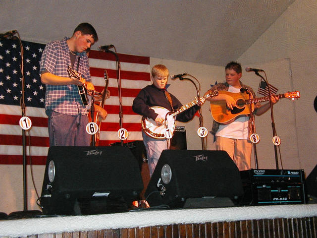 The first show at the Penny Royal