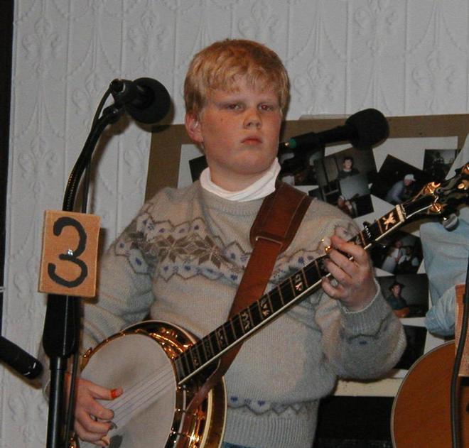 Steven Moore age 11