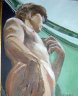 David  -G.Catapano       Oil/Canvas