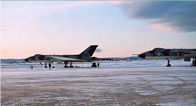 XM648 at Goose