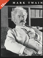 Mark Twain (book cover)