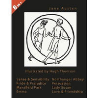 Complete Works of Jane Austen, illustrated by Hugh Thomson