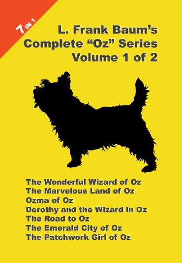 L. Frank Baum's amazing collection of Oz adventures
