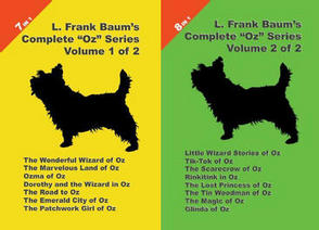 L. Frank Baum's Amazing Oz collection