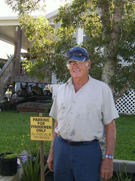 Robert Robinson Sr. of Everglades City