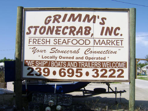 Grimm's Stone Crab, Inc