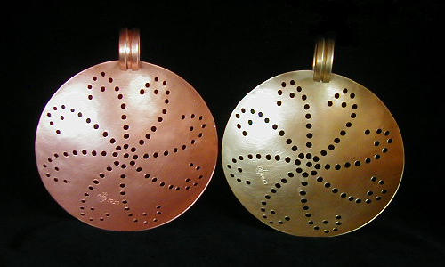 Copper and Brass Flits